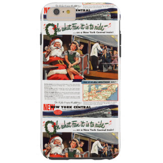 NYC,Oh What Fun it Is iPhone 6 Plus Case