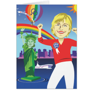 NYC Pride Greeting Card