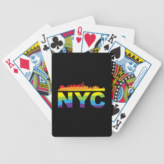 NYC Pride Rainbow Card Decks