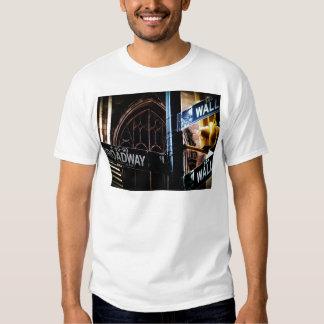 NYC signs T Shirts