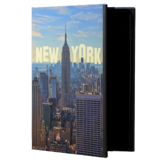NYC Skyline Empire State Building, World Trade 2C Powis iPad Air 2 Case