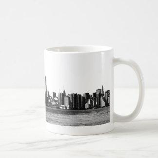 NYC Skyline ESB, East River View 001 Coffee Mug