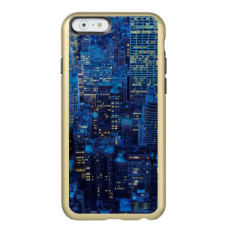 NYC Skyline, high angle view at dusk Incipio Feather® Shine iPhone 6 Case