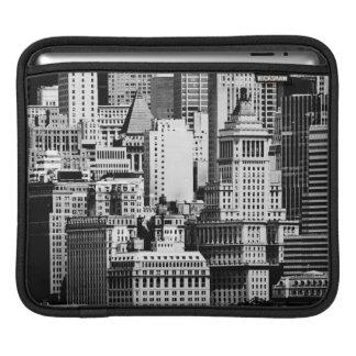 NYC Skyline IX iPad Sleeve