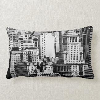 NYC Skyline IX Lumbar Cushion
