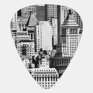 NYC Skyline IX Plectrum