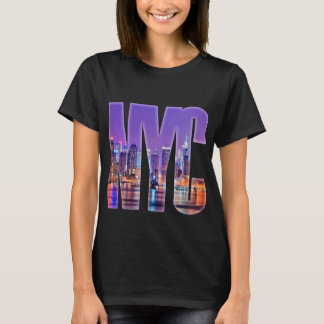 NYC Skyline (Light) T-Shirt