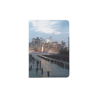 NYC Skyline Passport Holder