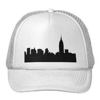 NYC Skyline Silhouette, Empire State Bldg #1 Cap