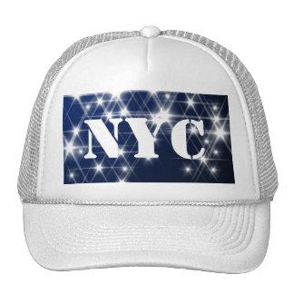 NYC Sparkle Trucker Hat