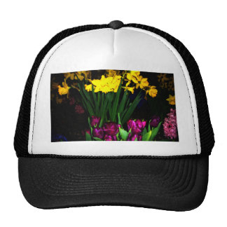 NYC Spring Flowers CricketDiane Art & Photography Mesh Hats
