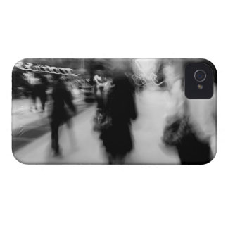 NYC Street Abstract Case-Mate iPhone 4 Cases