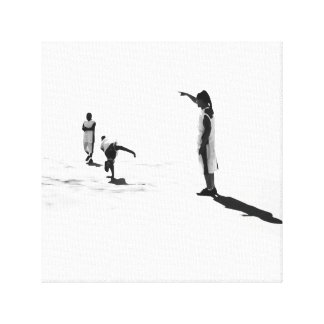 NYC Street Dancers Canvas Print