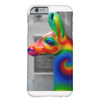 NYC Street Photography - Rainbow Animal Statue Barely There iPhone 6 Case