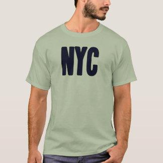 NYC T-Shirt - Navy Text