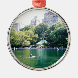 NYC Tavern on the Green Christmas Ornament