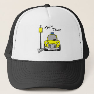 NYC Taxi Trucker Hat