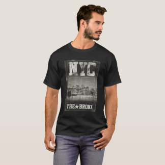 NYC, The Bronx, Big Apple, T-Shirt