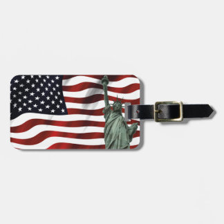 NYC, USA LUGGAGE TAG