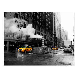 NYC Yellow Cab Postales