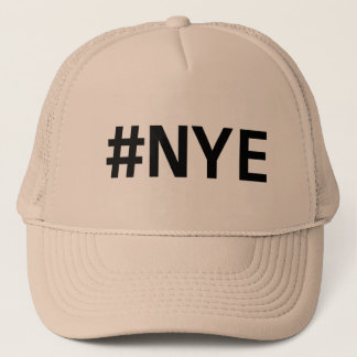 #NYE trucker hat