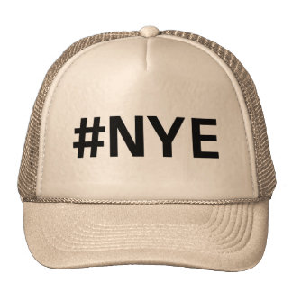 #NYE trucker hat