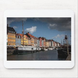 Nyhavn, Copenhagen Mousepads