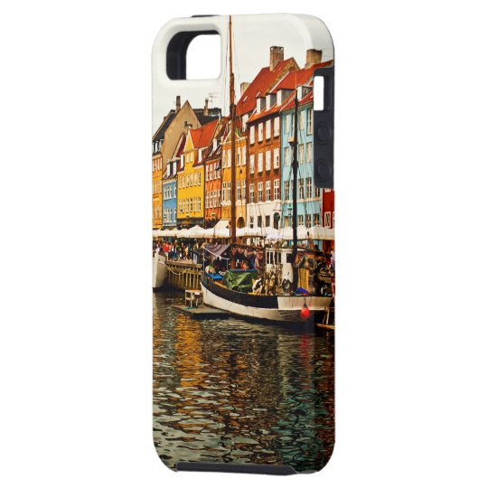 Nyhavn iPhone 5/5s Vibe Case