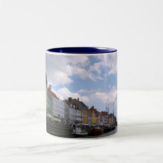 Nyhavn Two-Tone Coffee Mug