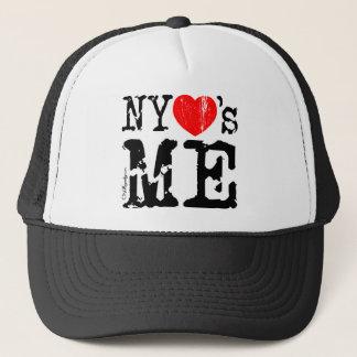 NYheartsME 2 Trucker Hat