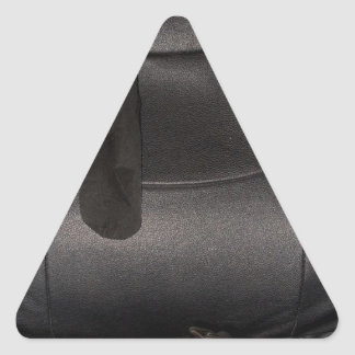 NYLONS AND COLLAR TRIANGLE STICKERS