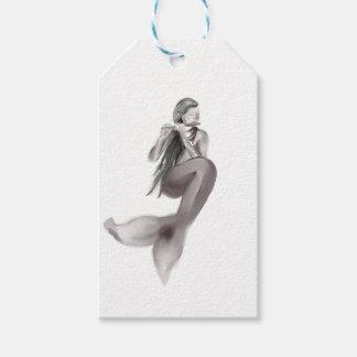 nymph gift tags
