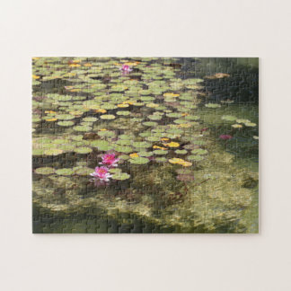 Nymphaea Jigsaw Puzzle