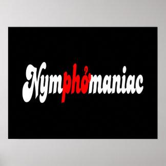 Nymphomaniac Poster
