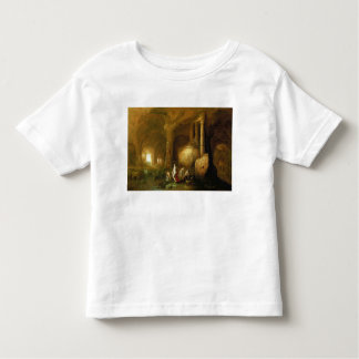 Nymphs Bathing by Classical Ruins Toddler T-Shirt