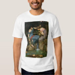 Nymphs Finding the Head of Orpheus T-shirts