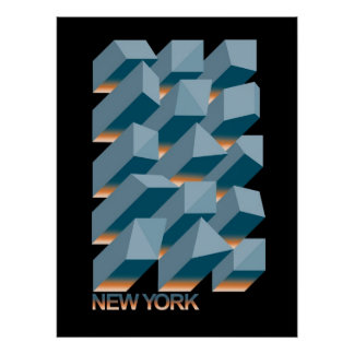 NYNY Broadway Poster