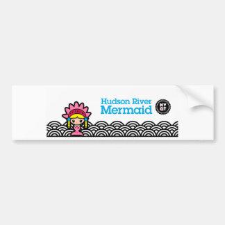 NYQTpie Bumper Sticker