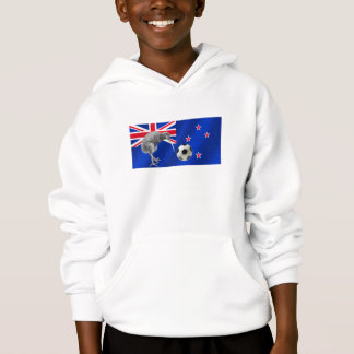 NZ all whites Kiwi soccer football fans gifts