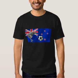 NZ all whites Kiwi soccer football fans gifts Shirt