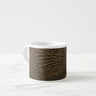 NZ Birds - Kiwi Semi-Abstract Espresso Cup