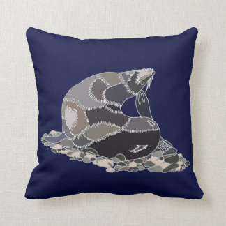 NZ Fur Seal Cushion