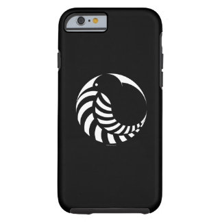 NZ Kiwi Silver Fern iPhone6 case