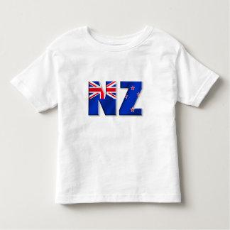 NZ logo flag of New Zealand Shirts