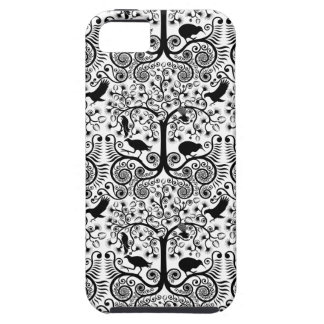 NZ Native Birds - iPhone 5/5s tough case