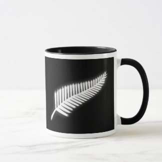 NZ Silver Fern National Emblem Patriotic Gift Mug