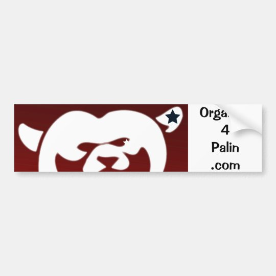 O4P Bumper Sticker