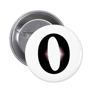 O And Or Whole Musical Note Represented Pin