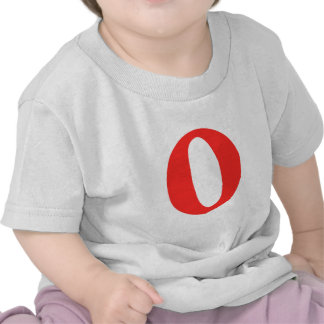 O And/Or Whole Musical Note Represented Tshirts