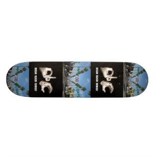 O.B.C. Sk8board #4 Custom Skateboard
